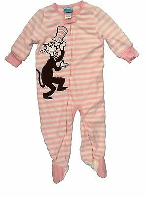 Cat in the Hat Infant/Toddler Onsie