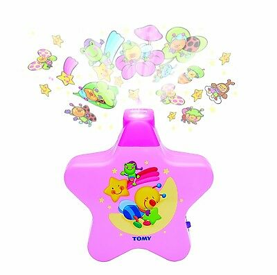 Tomy 2013 Starlight Dreamshow Baby Child Cot Musical Lullaby Mobile Toy Newborn