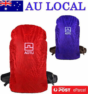 30-90L Backpack Rucksack Rain Cover Water Proof Camping Travel AU Local Postage