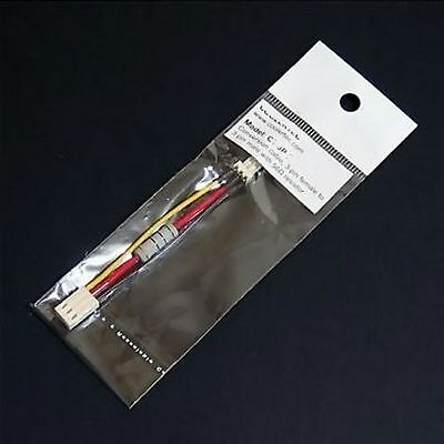 5 x PC Computer Cooler Cooling Fan Noise Speed Reduce Down Resistor Cable 3 Pin