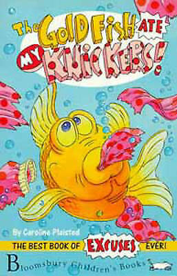 The Goldfish Ate My Knickers, Plaisted, C. A., New Book