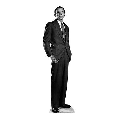 FRANK SINATRA Dressed In Suit Lifesize CARDBOARD CUTOUT Standup Standee Poster