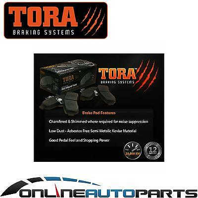 Front Disc Brake Pads Set for Holden Rodeo RA 2003-2008 4X4 Ute Pickup