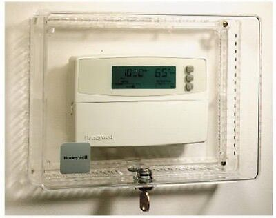 Honeywell, Locking Thermostat Guard Cover