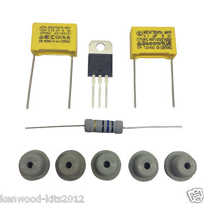 Kenwood Chef & Major 901E, 901D, 902/904 Excel & 907D Motor Repair Kit With Feet