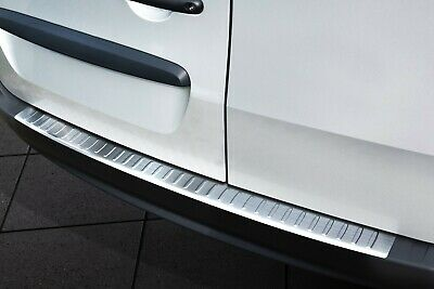 Stainless Steel Boot Edge Protector Fits For RENAULT KANGOO 3 III yr. 2013