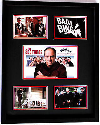 New The Sopranos James Gandolfini Memorabilia