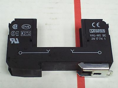 *lot Of 2* New Phoenix Contact Surge Protector , Val-Ms Be 28 17 74 1