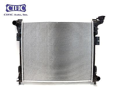 NEW RADIATOR FITS 2008-13 CHRYSLER TOWN /& COUNTRY DODGE GRAND CARAVAN CH3010346