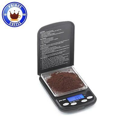 Concept Art JoeFrex Digital Coffee Espresso Scale 500g x 0.1g Mini
