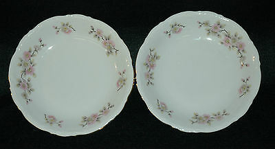 MITTERTEICH SPRINGTIME CHINA - PAIR OF SOUP BOWLS