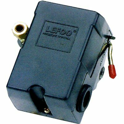 Replacement Air Compressor Pressure Switch, Lefoo LF10-L4, 4 port, 150 PSI