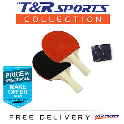 Trsports Air Hockey And Ping Pong Top Accessories Package