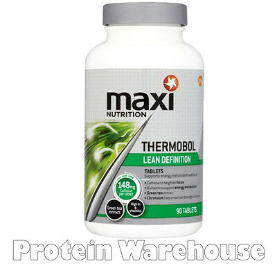Maxinutrition Thermobol 90 Tablets Maximuscle Diet Lean Weight Loss Pills