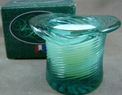 VTG 1981 Avon Pitkin Hat Candle Holder-fresh aroma smoker's candle-New-FREE SHIP