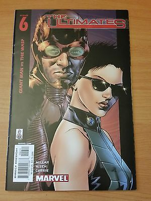 The Ultimates #6 ~ NEAR MINT NM ~ 2002 Marvel Comics