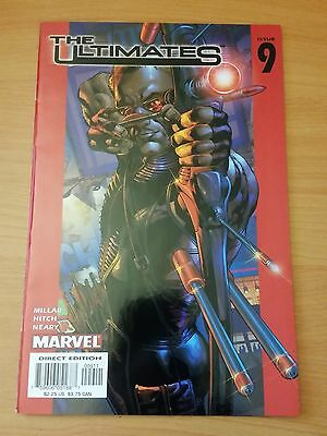 The Ultimates #9 ~ NEAR MINT NM ~ 2003 Marvel Comics