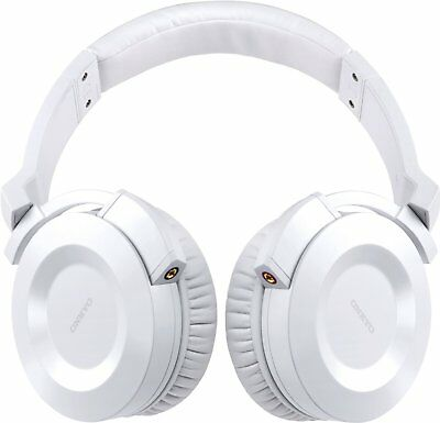Onkyo ES-FC300-W Over Ear DJ Head phones With Detachable Connectors - White