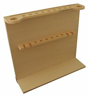 Leathercraft Deluxe Tool & Knife Storage Rack Holder and Organiser Tower