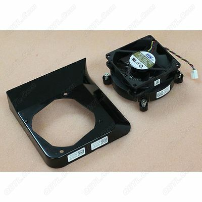 New Dell Alienware X51 Heatsink WKGR1 RR3J2 with 4-Pin Fan 7C20C + Cover DVT3V