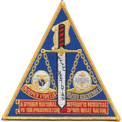 Naval Technical Training Center NTTCM Meridian Patch