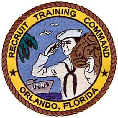 Recruit Training Command Orlando Florida Patch