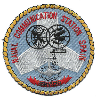 Naval Communication Station Rota  Spain