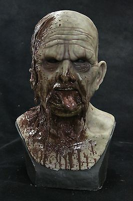Shattered FX Realistic Flesh Eater ZOMBIE Silicone Mask