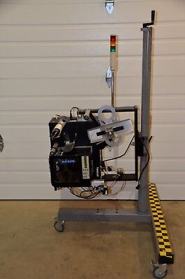 Paragon Labeling PLS 400 Print and Apply Labeler