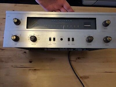 Fisher 400 2 Channel tube amplifier intergrated preamp