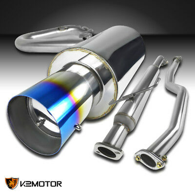 """2005-2010 Scion tC 2.5"""" Inlet Ss Catback Exhaust System"""