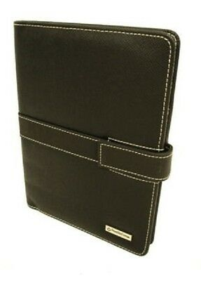 FRANKLIN COVEY  DAY PLANNER  (BLACK) WIRE-BOUND STARTER SET -NEW-