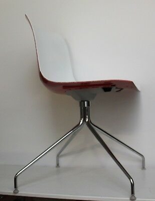 Catifa 46 Trestle Chair Designed by:  Lievore Altherr Molina, 2004 # Damage #