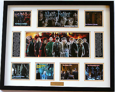 New Harry Potter Signed Limited Edition Memorabilia