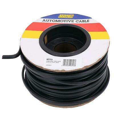 30m Roll Twin Core Automotive Cable / Wire for Car, Trailer etc TR103