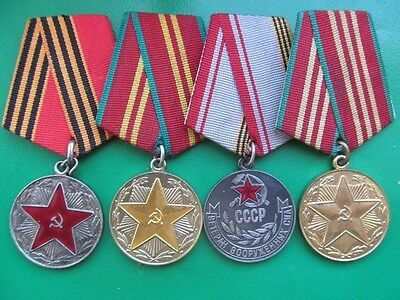 For faultless military service of USSR