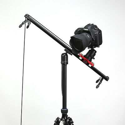 "Kamerar SLD-470 47"" Mark II DSLR Video Camera Slider Track Stabilizer System"
