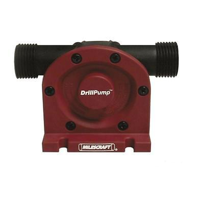 Milescraft 1313 Professional DrillPump 300 with 2,800 RPM and 300 GPH