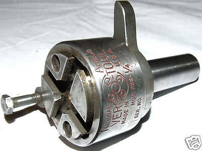 "National Acme Vers-o-tool die head DBS-1/4"" w/ Chasers"
