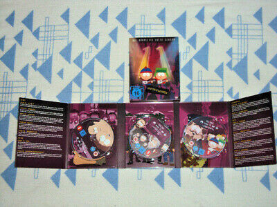 South Park: Die komplette elfte Season (Collector's Edition) [3 DVDs]