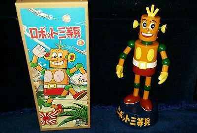 """Toys Club Japan """"ROBOT""""  New in Box ~Ray Rohr Cosmic Artifacts ESTATE"""