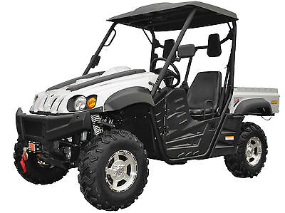 PARKLAND'S HISUN PQV500 4x4 Utv off road vehicle,  NEW .