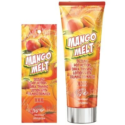 Fiesta Sun MANGO MELT hot tingle Sunbed Tanning Lotion Cream bottle or sachet