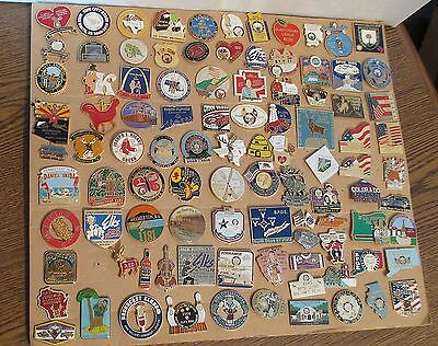 Elks Lodge  B. P. O. E. Collection of 95+ Pins