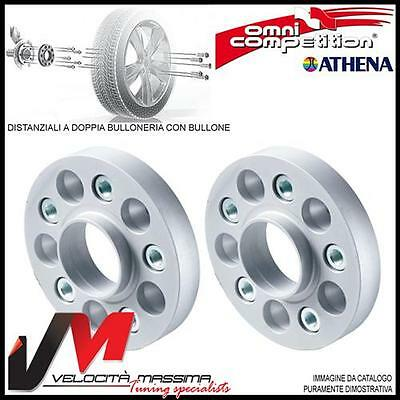 Distanziali 25MM Omnicompetition Fiat Grande Punto (199) - Bulloneria Inclusa