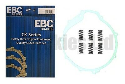 Yamaha TDM850 1999-2001 EBC Clutch Plates, Spring & Cover Gasket