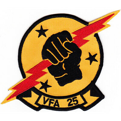 VFA-25 Patch Fist of the Fleet