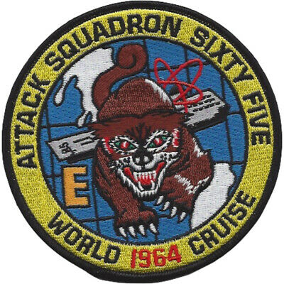 VA-65 Attack Squadron Sixty Five Patch