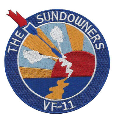VF-11 Patch Sundowners-WWII