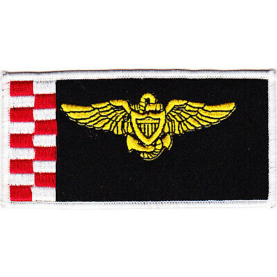 VF-211 Pilot Name Tag Patch Checkmates